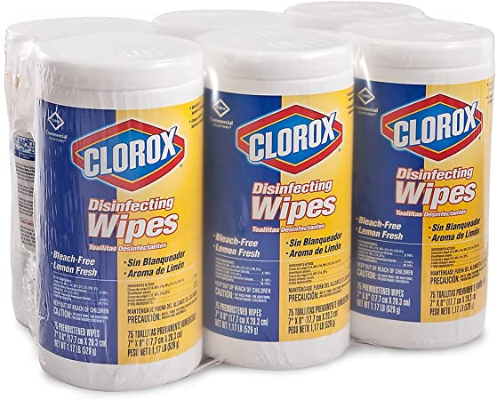 Lysol Disinfectant Wipes case